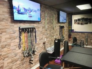 Interior of Phoenix Physical Therapy Rehab