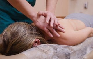 Medical massage at Phoenix Physical Therapy NY