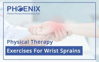 Physical Therapy Exercises For Wrist Sprains