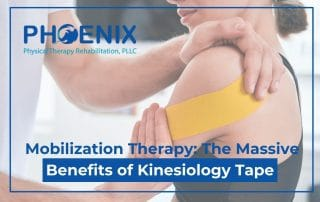 Mobilization Therapy: The Massive Benefits Of Kinesiology Tape